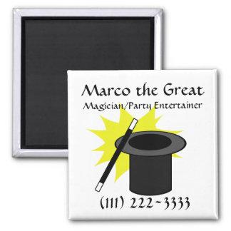Magic Me/ Magician's Hat Magnet