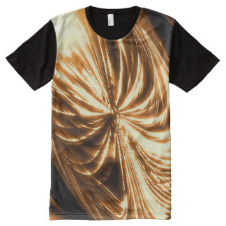 Magic Mirror (Title by Tami Sue Burge) All-Over Print T-Shirt