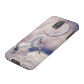 Magic Moon Unicorn Samsung Galaxy S5 Case