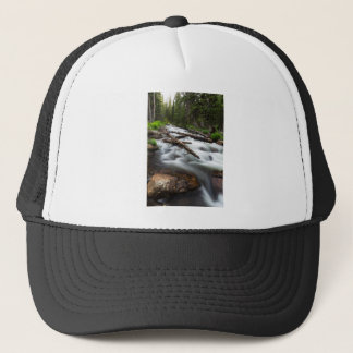 Magic Mountain Stream Trucker Hat