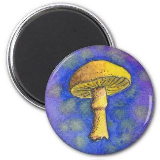 Magic Mushroom Magnet