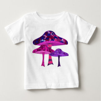 Magic Mushrooms Baby T-Shirt