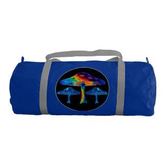 Magic Mushrooms Gym Bag