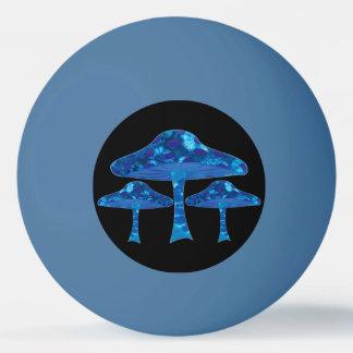 Magic Mushrooms Ping Pong Ball