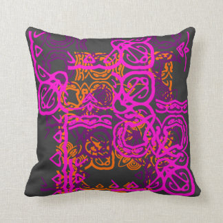 Magic Mystery Throw Pillow