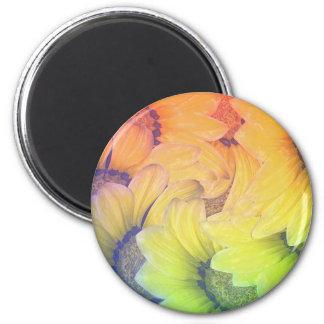 magic nature3 6 cm round magnet