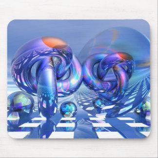 magic on ice mousepad
