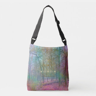 Magic or the Woods Crossbody Bag