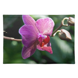 Magic orchid placemat