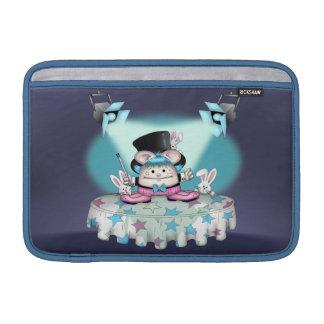 """MAGIC PET 2 CARTOON Macbook Air Horizontal 11"""" MacBook Sleeve"""