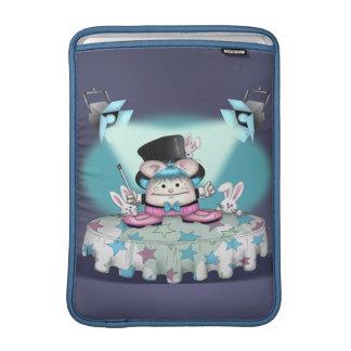 "MAGIC PET 2 CARTOON Macbook Air Vertical 13"" MacBook Sleeve"