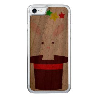 Magic Rabbit Carved iPhone 8/7 Case