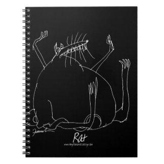 magic rat notebook