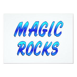 MAGIC ROCKS CUSTOM INVITE