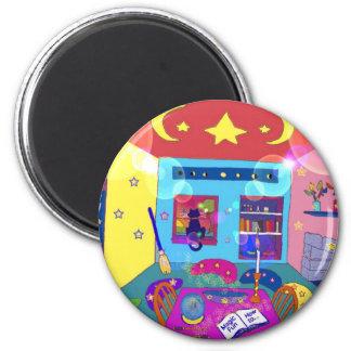 Magic room magnet