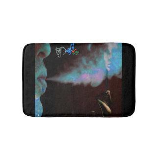 magic smoke bath mat