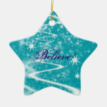 Magic Snow Sparkle Ornament