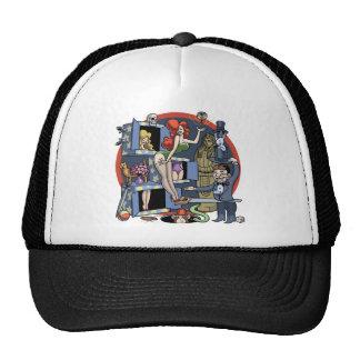 Magic Stack Cap