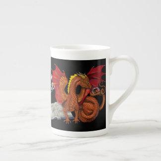 Magic Studies Dragon Tea Cup