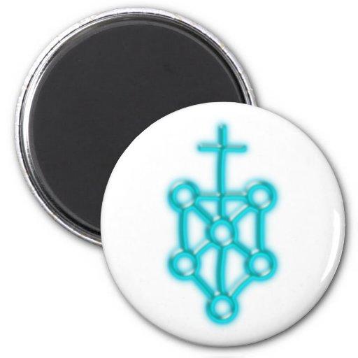magic symbol magic symbol refrigerator magnets