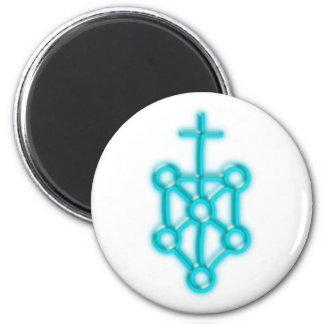 magic symbol magic symbol fridge magnet