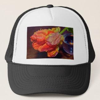 Magic talk Tulip Trucker Hat