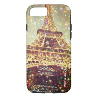 Magic Tower Eiffel. iPhone 7 Case