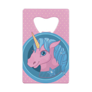 Magic Unicorn cartoon baby illustration Cute horse