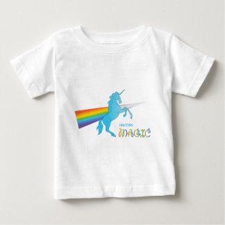Magic Unicorn with rainbow Baby T-Shirt