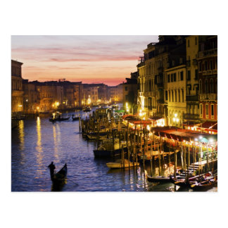 Magic Venice Postcard