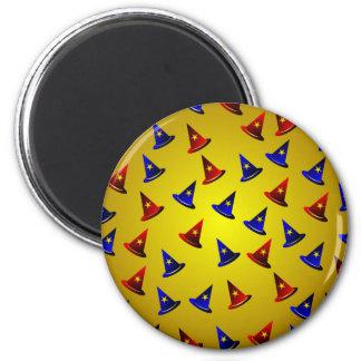 Magic Wizard Hats Magnet