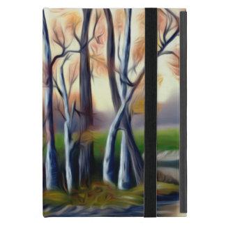 Magical Birch Bay Lagoon iPad Mini Covers