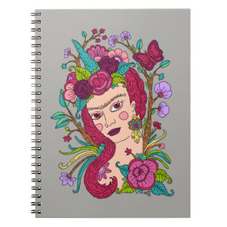 Magical creature notebook