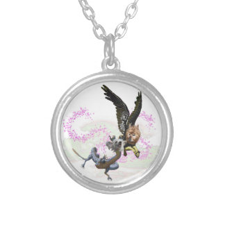 Magical Dreams Round Pendant Necklace