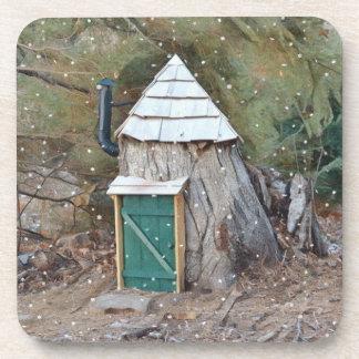 Magical Elf House Coaster