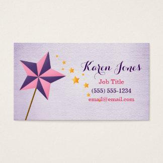Magical Fairy Business Card