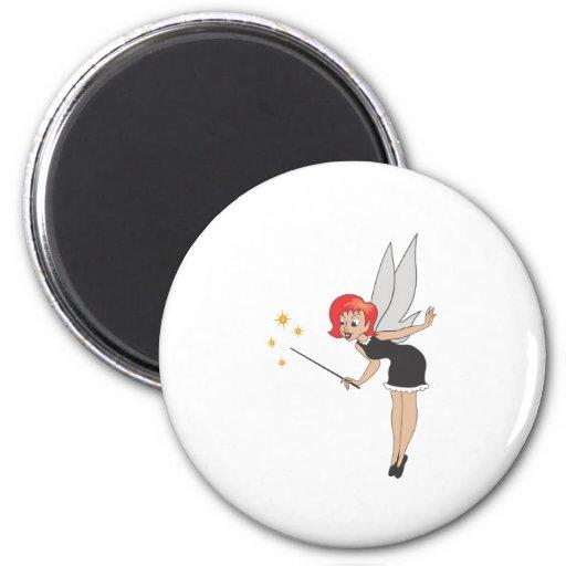 Magical Fairy Sarabelle Magnet