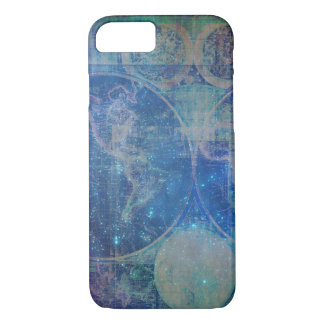 Magical Fantasy World Map Phone Case