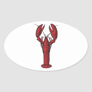 Magical Feast Oval Sticker