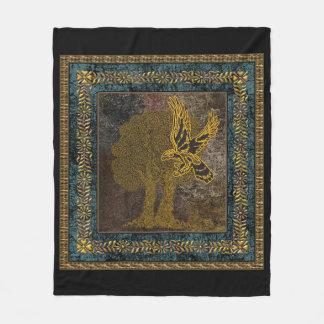 Magical forest Fleece Blanket, Medium