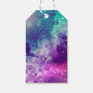 Magical Galaxy Gift Tags