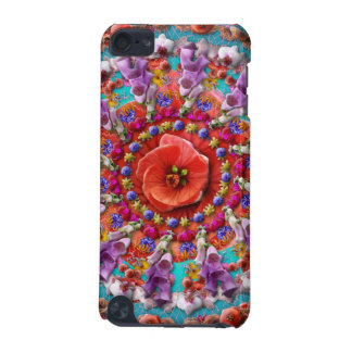 Magical Garden ~ Flowers and Butterflies iPod Touch 5G Cover
