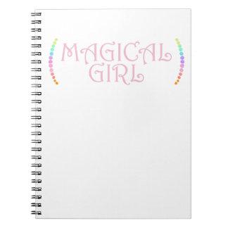 Magical Girl Notebooks