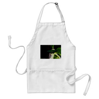 Magical Green Spotted Butterfly Aprons
