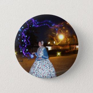 Magical Haunted Dahlonega- Spirits, Legends &Lore 6 Cm Round Badge