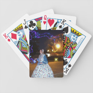 Magical Haunted Dahlonega- Spirits, Legends &Lore Bicycle Playing Cards