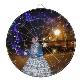 Magical Haunted Dahlonega- Spirits, Legends &Lore Dartboard