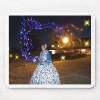 Magical Haunted Dahlonega- Spirits, Legends &Lore Mouse Pad