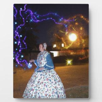 Magical Haunted Dahlonega- Spirits, Legends &Lore Plaque