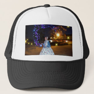 Magical Haunted Dahlonega- Spirits, Legends &Lore Trucker Hat